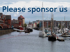 Please sponsor Swansea in Bloom